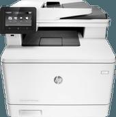 HP LaserJet MFP M477fdn
